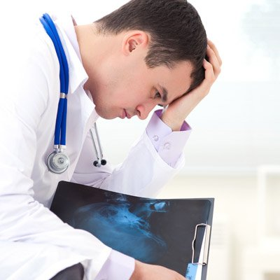 Doctor worried about malpractice